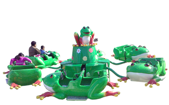 <b>弹跳青蛙</b>