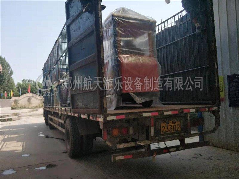 8月21日发往新乡极速站车等设备