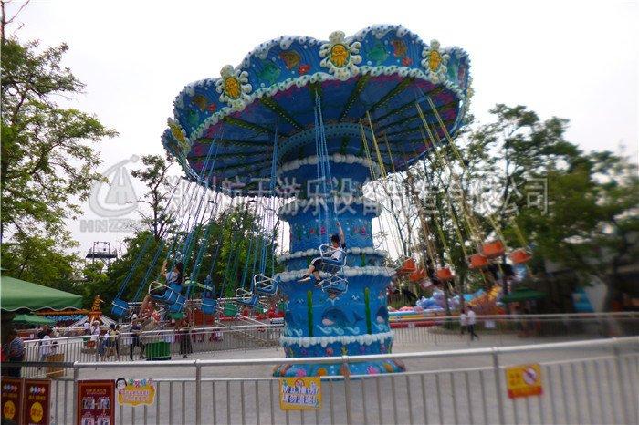 <b>8月26日洛阳旋转飞椅等设备发货</b>